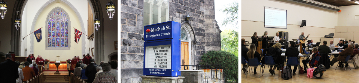 MACNAB PRESBYTERIAN CHURCH